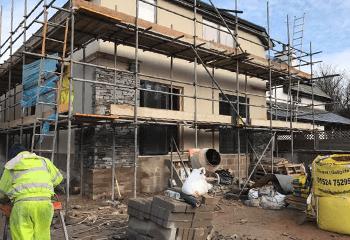 Chris Ellwood Construction Job